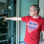 Rafał Żygiel opowiada o pracy w stacji Antyradio